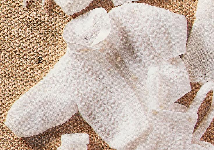 Modeles tricots - Modele de point au tricot ...
